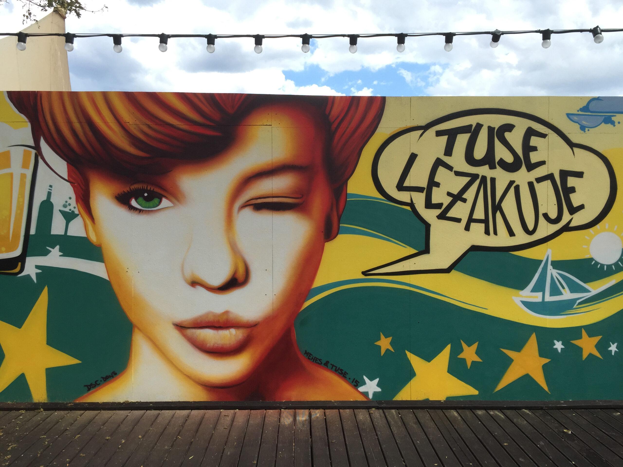 Istnieje cennik dla murali reklamowych i artystycznych 2021?