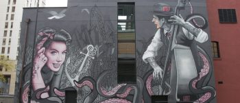Komercyjne malowanie reklam i murali artystycznych Gdańsk